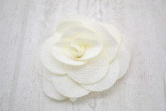 Collection Noël thème maxi fleur ivoire