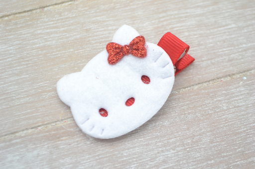 Collection Hiver chat noeud rouge