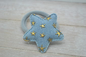 Collection Hiver étoile étoilée denim