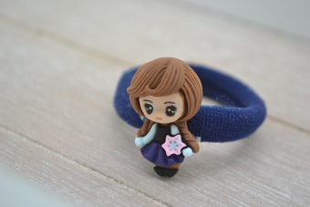 Collection Hiver petite fille marine