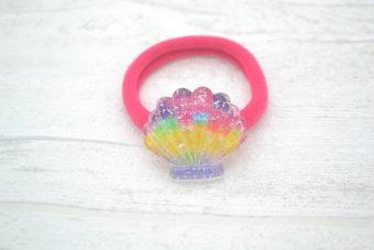 Collection Eté Coquillage brillant multicolore
