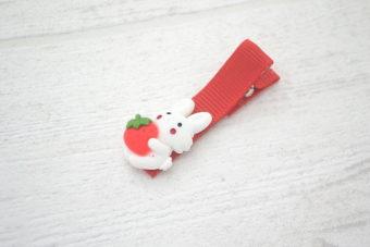 Collection Eté petit lapin fraise