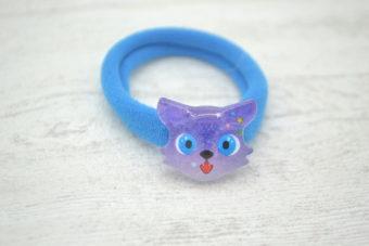 Collection Eté chat violet